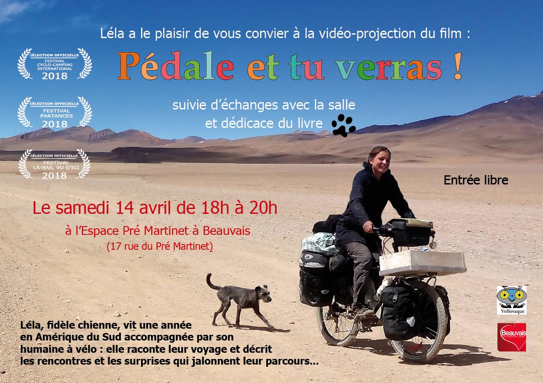 Projection à Beauvais le 14 avril 2018