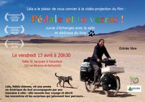 Projection à Gouvieux le 13 avril 2018