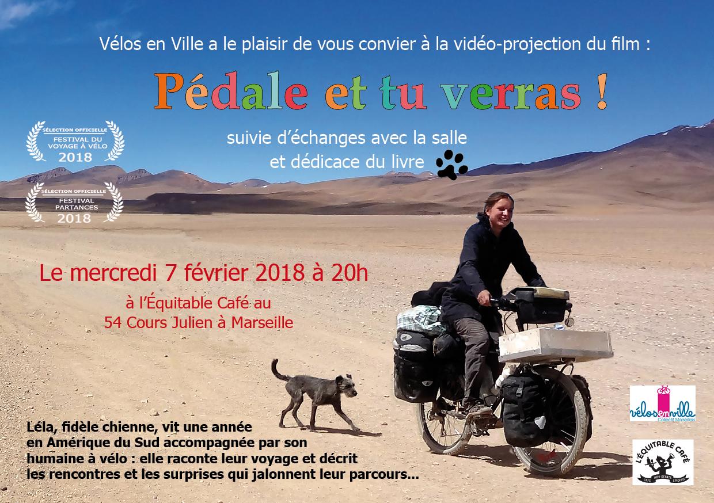 Projection à Marseille (13) le 7 février 2018