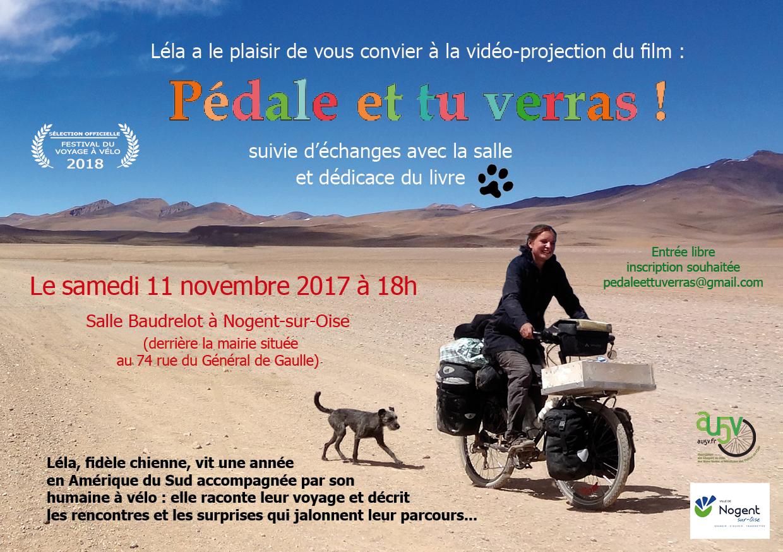 Projection à Nogent-Sur-Oise (60) le 11 novembre 2017