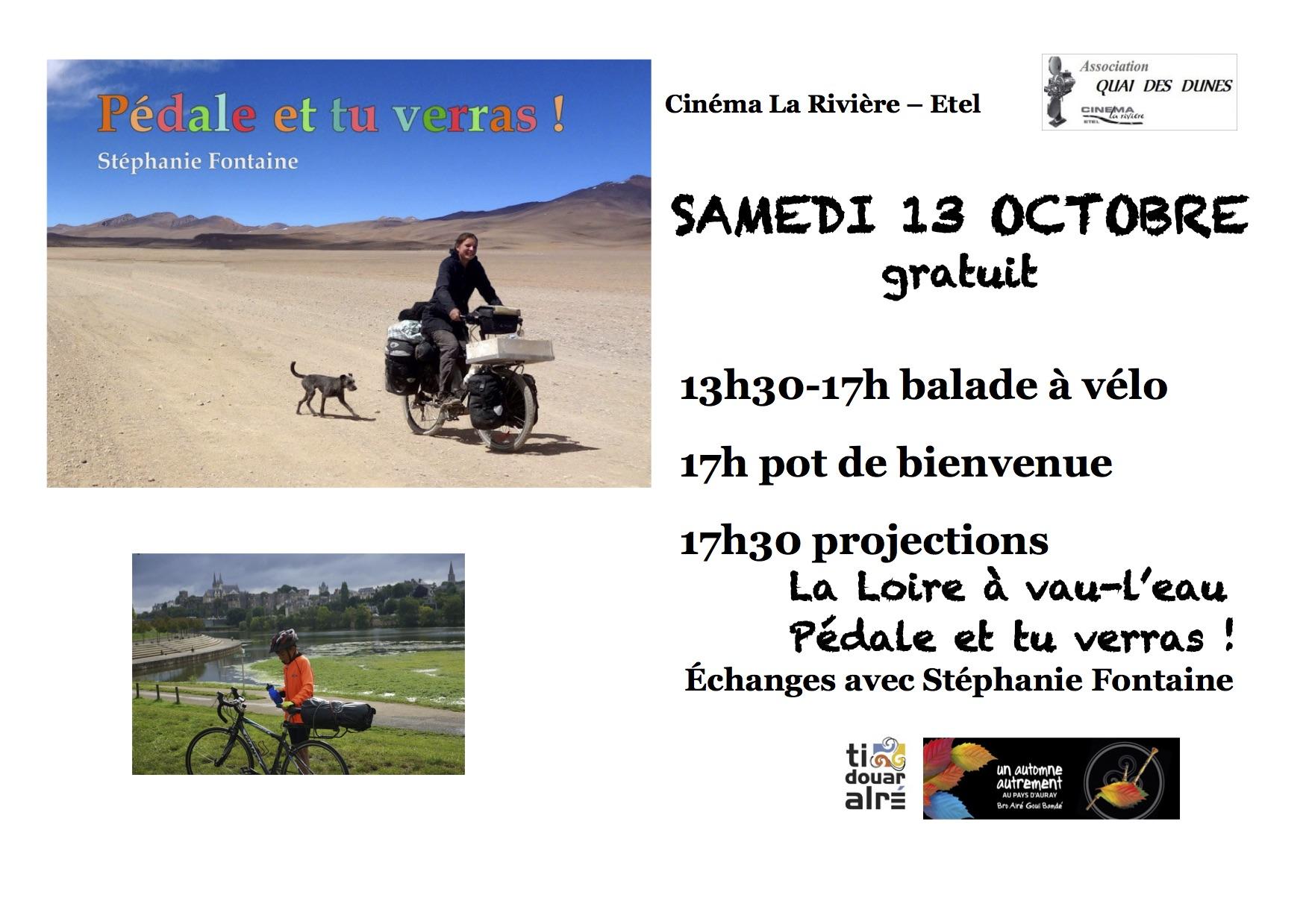 Projection à Etel (56) le samedi 13 octobre à 17h