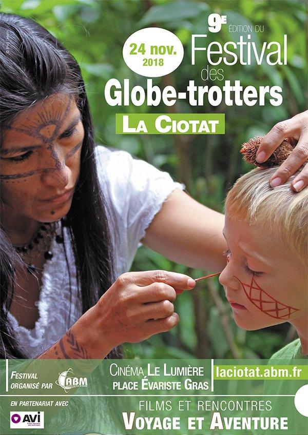 Projection festival ABM de La Ciotat (13) le samedi 24 novembre à 17h30