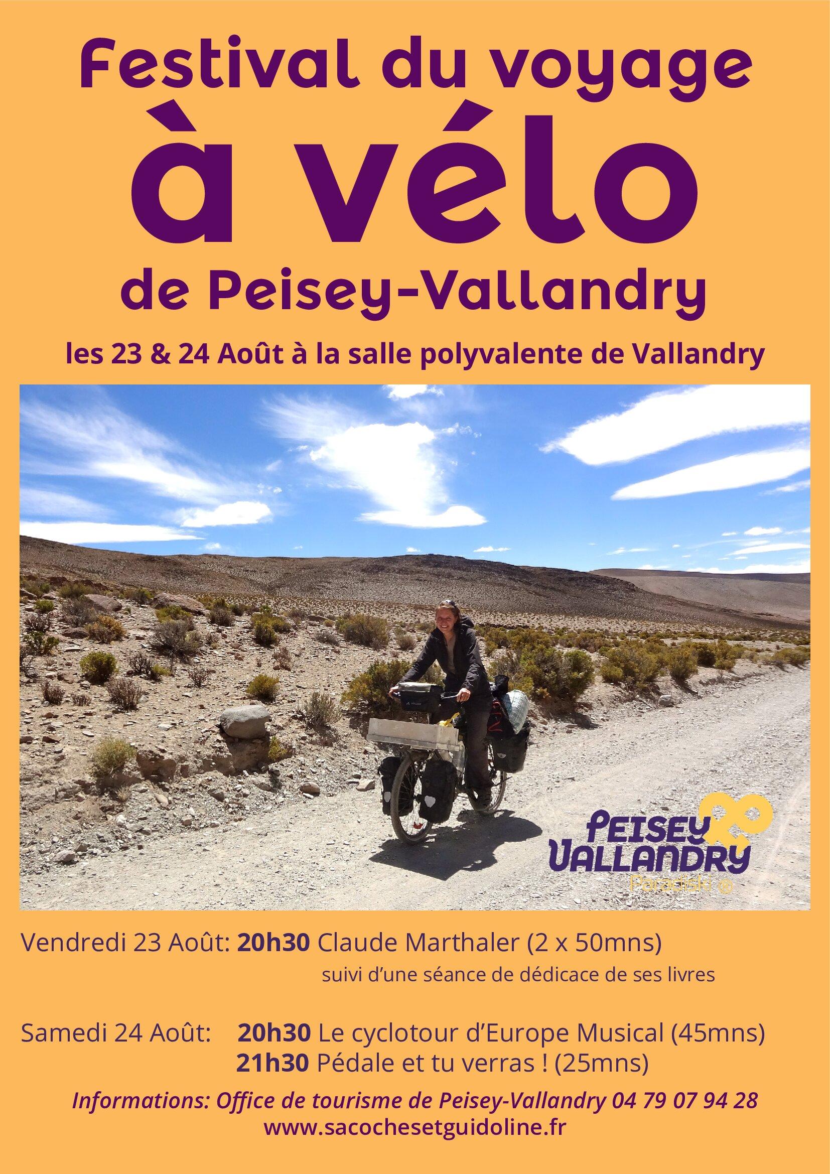 Projection Festival Saccoches et Guidoline à Peisey-Vallandry (17) le samedi 24 août 2019 à 21h30